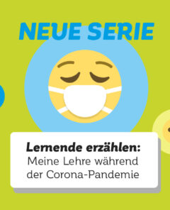 Corona-Stories Serie auf Instagram