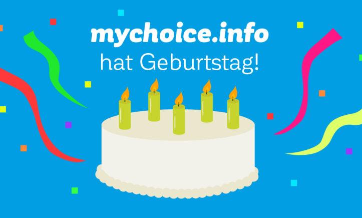mychoice Geburtstag