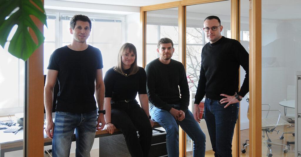 Das Team der Lehrstellenplattform mychoice.info